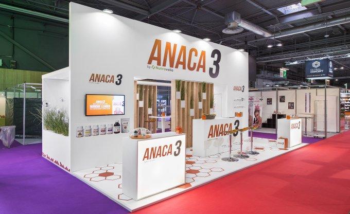 Vue du stand Anaca 3